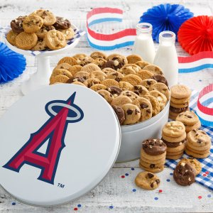 Los Angeles Angels 112 Nibbler Tin