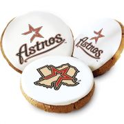 One Dozen Astros White Logo