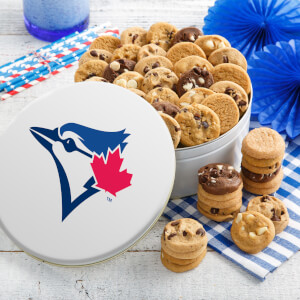 Toronto Blue Jays 54 Nibbler Tin