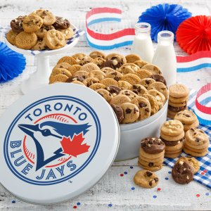 Toronto Blue Jays 112 Nibbler Tin