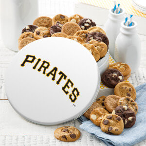 Pittsburgh Pirates 54 Nibbler Tin