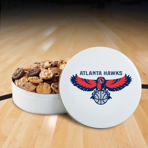 Atlanta Hawks 54 Nibbler Tin