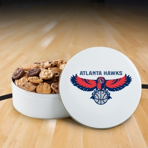 Atlanta Hawks 112 Nibbler Tin