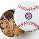 Chicago Cubs Baseball Tin (18 Nibblers)