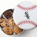 Chicago White Sox Baseball Tin (18 Nibblers)