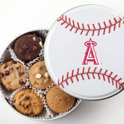Angels Basball Tin 18 Nibblers