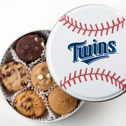 Minnesota Twins Baseball Tin 18 Nibblers