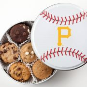 Pittsburgh Pirates Baseball Tin 18 Nibblers