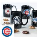 Chicago Cubs Ceramic Mug (12 Nibblers)