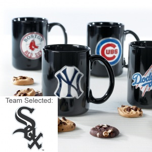 Chicago White Sox Ceramic Mug 12 Nibblers