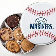 Seattle Mariners Baseball Tin 18 Nibblers
