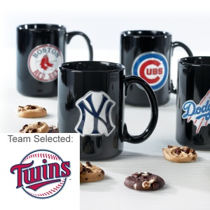 Minnesota Twins Ceramic Mug 12 Nibblers