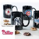 Philadelphia Phillies Ceramic Mug (12 Nibblers)