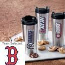 Boston Red Sox Stainless Steel Mug (12 Nibblers)