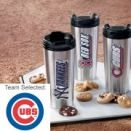Chicago Cubs Stainless Steel Mug (12 Nibblers)