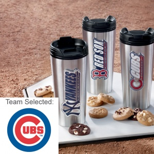 Chicago Cubs Stainless Steel Mug 12 Nibblers