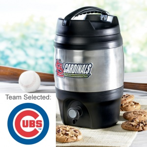 Chicago Cubs Tailgate Jug