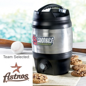 Houston Astros Tailgate Jug