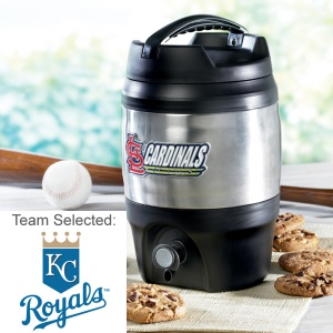 Kansas City Royals Tailgate Jug