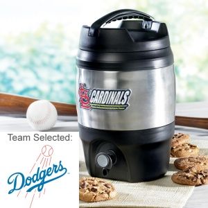 Los Angeles Dodgers Tailgate Jug