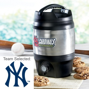 New York Yankees Tailgate Jug