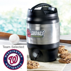 Washington Nationals Tailgate Jug