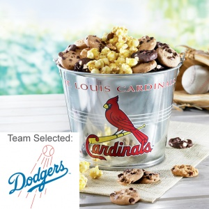 Los Angeles Dodgers Beverage Pail