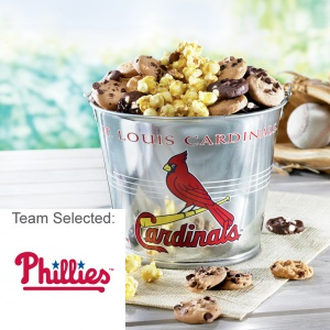 Philadelphia Phillies Beverage Pail