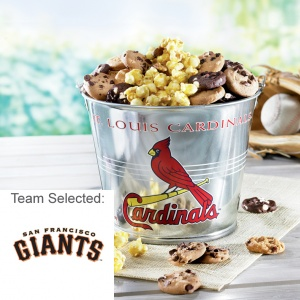 San Francisco Giants Beverage Pail