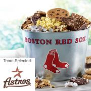 Houston Astros Large Beverage Pail