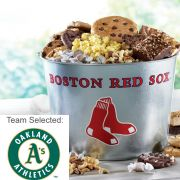Oakland Athletics Large Beverage Tin