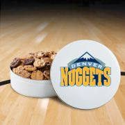 Denver Nuggets 54 Nibbler White Tin