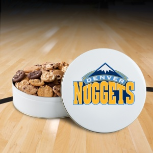Denver Nuggets 54 Nibbler Tin