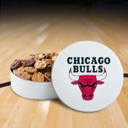 Chicago Bulls 54 Nibbler White Tin