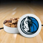 Dallas Mavericks 54 Nibbler White Tin