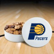 Indiana Pacers 54 Nibbler White Tin