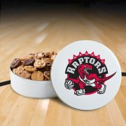 Toronto Raptors 54 Nibbler White Tin