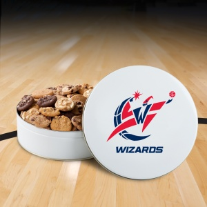 Washington Wizards 54 Nibbler White Tin