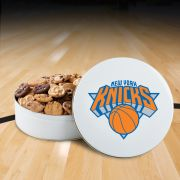 New York Knicks 54 Nibbler White Tin