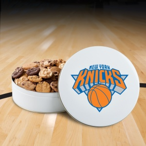 New York Knicks 54 Nibbler Tin