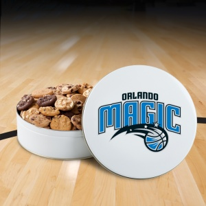 Orlando Magic 54 Nibbler White Tin