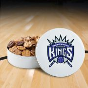 Sacramento Kings 54 Nibbler White Tin