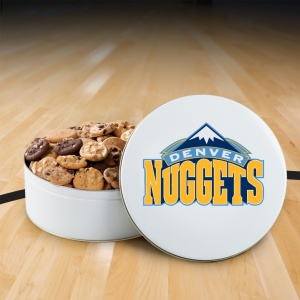 Denver Nuggets 112 Nibbler Tin