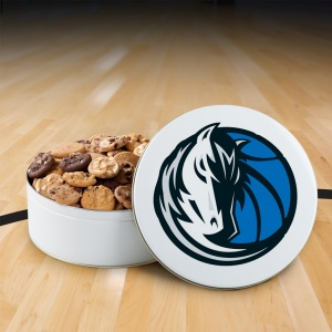 Dallas Mavericks 112 Nibbler Tin