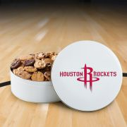Houston Rockets 112 Nibbler White Tin