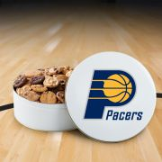 Indiana Pacers 112 Nibbler White Tin