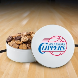 Los Angeles Clippers 112 Nibbler Tin