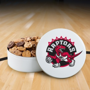 Toronto Raptors 112 Nibbler White Tin
