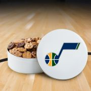 Utah Jazz 112 Nibbler White Tin