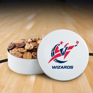 Washington Wizards 112 Nibbler White Tin